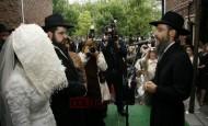 Mazel Tov to Mr. and Mrs. Benny Friedman