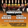 Cahal/Tova Benefit Concert: Shloime Dachs, Yehuda Green & Debut of Yitzy Bald Boys Choir