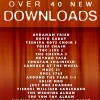 Over 40 New Downloads at MostlyMusic.com