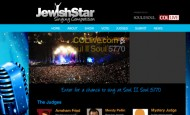A Jewish Star Singing Competition