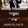 Benny Friedman w/ Special Guest 8th Day