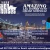 New York Kosher Cruises presents Sunset Kumzitz Cruise with Shua Kessin
