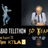 Chabad Telethon Marks 30 Years;Larry King 3 Hour Special