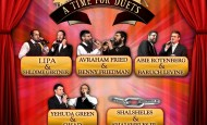 FINAL HASC DUET ANNOUNCED – Avraham Fried & Benny Friedman