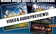 Miami Soloist CD Audio Preview and Miami DVD Video Preview!