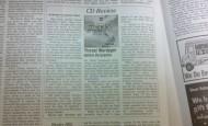 JMR Featured in Hamodia Newspaper