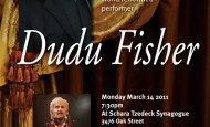 Dudu Fisher – Live in Vancouver!