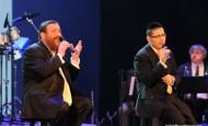 [PHOTOS] Dovid Gabay & Shlomo Simcha at D.A.N.I. Concert