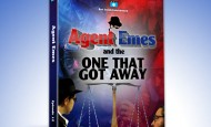 Agent Emes #12 Preview and Cover Released!