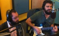 8th Day Live in Studio with Nachum Segal