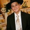 A Jewish Star Celebrates His Bar Mitzvah!