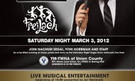 SNS Live Webcast with Benny Friedman and Freilach Band!