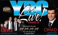 YBC Live Pesach 2012