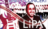 Lipa at Lag B'omer Unity Concert in L.A.
