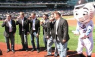 Six13 to Sing at CitiField Before Mets/Astros Game