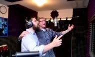 PHOTO: Benny Friedman & Marc Levine Singing Bsheim Hashem