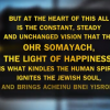 Light of Happiness – by Baruch Levine