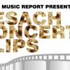 A Roundup of Pesach Concert Videos!