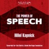 """New Single """"The Power Of Speech"""" by Hillel Kapnick"""