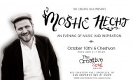 The Creative Soul Presents Moshe Hecht Live in Concert
