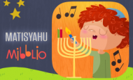 Cool New App – Matisyahu's Happy Chanukah!
