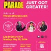 The Great Parade Update