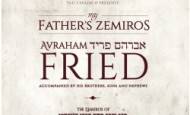 """Shimon's Review of """"My Father's Zemiros"""" by Avraham Fried"""