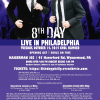 8th Day Comes to Philly!