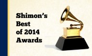 Shimon's Best of 2014 Awards