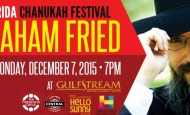36th Annual South Florida Chanukah Festival with Avraham Fried & Dovid Gabay