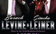 Leiner and Levine Debut World Tour: 1st Stop – London