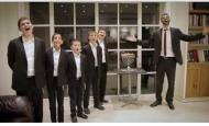 New Video: Ari Goldwag & Sheves Chaverim – Shir Ushvacha