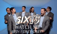 Six13 – Watch Me (Spin / Drey-Drey) – 2015 Chanukah Jam