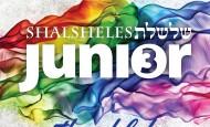 Now in Stores! Shalsheles Junior 3 – Thankful Album Cover + Audio Sampler