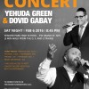 Young Israel of Manhattan presents Yehuda Green and Dovid Gabay in Concert