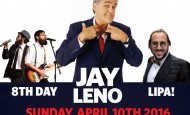 United Hatzalah Of Israel Presents Jay Leno, 8th Day & Lipa!