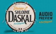 Shloime Daskal – Not Shayach – Audio Preview