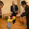 Avraham Fried visits Mishpacha Orphanage Chabad Odessa
