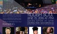 Yiddish Soul Concert