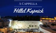 New Acappella Single Hillel Kapnick – Im Eshkachech