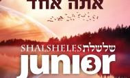 Shalsheles Junior – Ata Echad Acapella Single