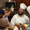 "Chef ""Leibish Lokshin"" Chanukah cooking special"
