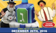 5 Shows this Chanukah from Suki & Ding!