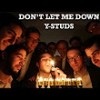 Y-Studs – Don't Let Me Down – Hanukkah