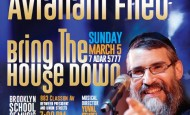 Soul II Soul 5777 – Avraham Fried back in Crown Heights