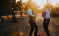 "Introducing The Hit Duo From Johannesburg ""Derech Achim"""