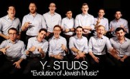 "Y- Studs Present ""Evolution of Jewish Music""  – An A Cappella Take on Pentatonix's ""Evolution of Music"""