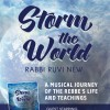 """Storm The World"" Interviews with Benny Friedman, Yossi Green, Eli Marcus, Ruvi New"