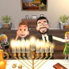 Chanuka Medley with Micha Gamerman (Official Animation Video)