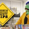 Chanukah safety tips with Shuey